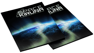 Space Kiruna Folder